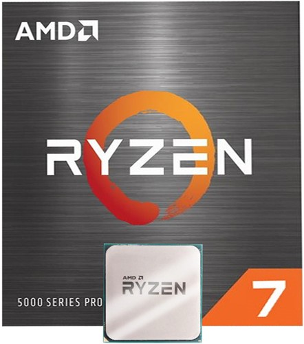 AMD Ryzen 7 5800X 8-Core 3.8GHz