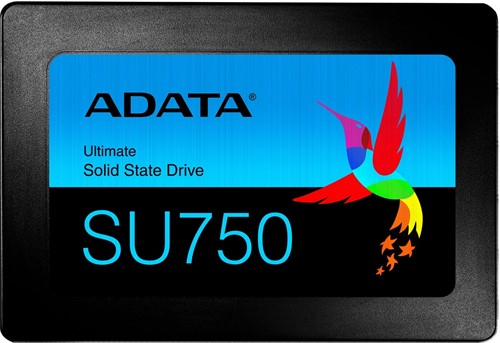 "256GB SSD 2.5"" ADATA ULTIMATE SU750 3D NAND Flash"