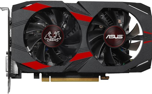 Asus GTX1050TI 4GB Ceberus OC Video Card