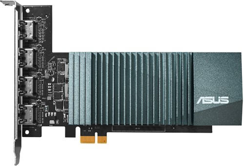 Asus GT710 2GB 4H SL 2GD5 passive Video Card