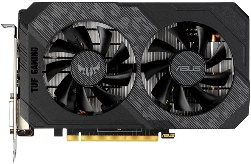Asus TUF-GTX1650-4GD6-GAMING - Graphics Card