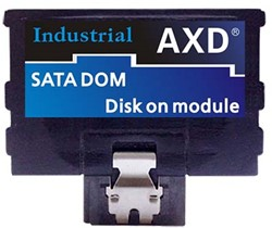 128GB SATADOM Industrial SATA III interface MLC (-40?~85?)
