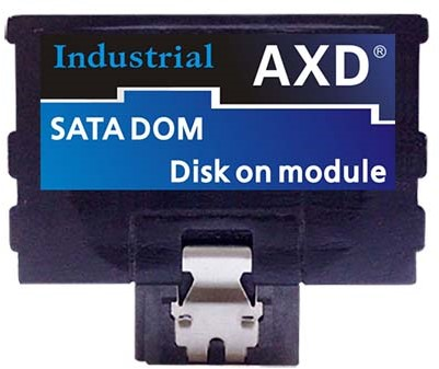 16GB SATADOM Industrial SATA III interface TurboMLC (-40?~85?)