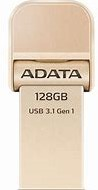 128GB i-Memory disk Lightning/USB3.1 for iPhone, iPod, Gold