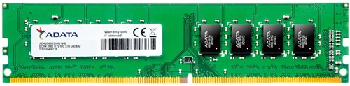 4GB Memory upgrade, UDIMM DDR4, 2666MHz, C19