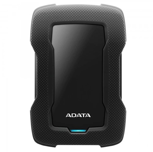4TB Portable Hard Disk, USB 3.2, ADATA HD330, Black