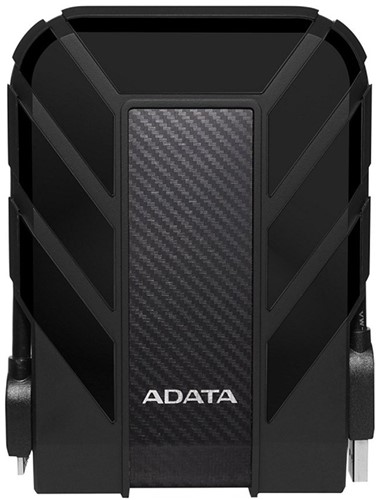 2TB External Hard Disk, USB 3.2, ADATA HD710 PRO, BLACK