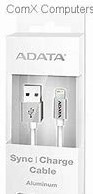 ADATA 100cm, MFI Certified Lightning cable, white-2