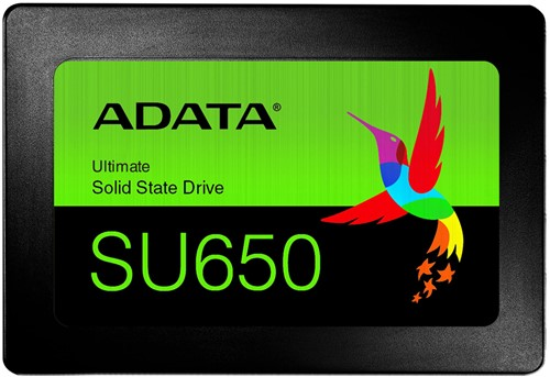 "120GB SSD 2.5"" ADATA ULTIMATE SU650 3D NAND Flash"