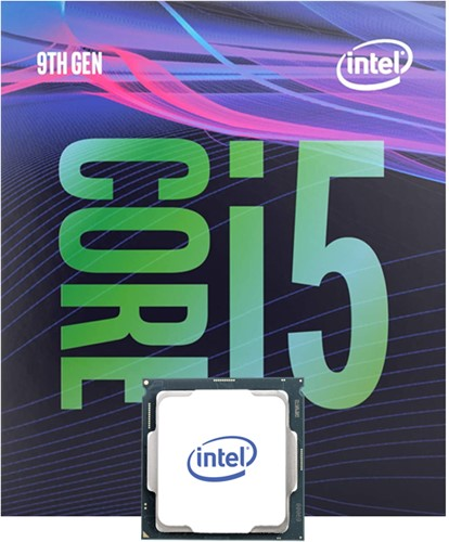 Processor Intel Core i5-9400, up to 4.1 GHz SKT1151