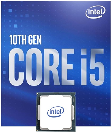 Processor Intel Core i5-10400, Comet Lake, 2.9GHz CPU