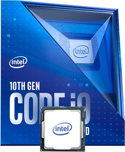Processor Intel Core i9 10900K 3.7GHz Socket LGA1200 CPU/Processor