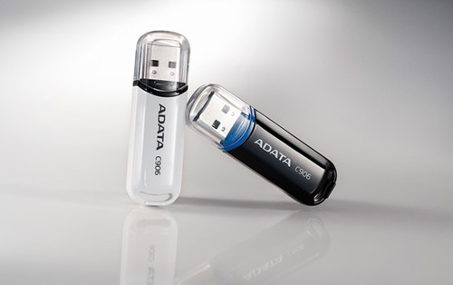 16GB USB Pendrive, USB 2.0, C906 Black-3