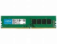 8GB CRUCIAL UDIMM 288pin DDR4 2400MHz, PC4-19200