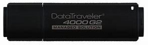 64GB USB 3,0 Kingston DT4000 G2, 256bit AES FIPS 140-2 level 3 management ready