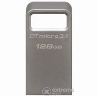 128GB Kingston DTMicro USB 3,0/3,1 Type-A Flash Disk Drive