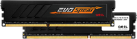 16GB (8GB*2) GEIL EVO SPEAR Series DDR4 PC4-25600 3200MHz, CL16 Dual Channel, Black-2