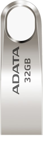 32GB USB Flash disk, ADATA UV310, USB 3.0, silver