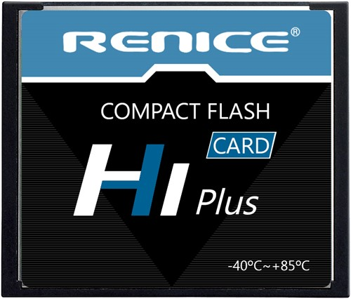 8GB Renice H1 Plus CF Card MLC NAND Flash