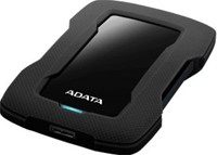 2TB Portable Hard Disk, USB 3.1, ADATA HD330, Black-2