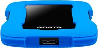 4TB Portable Hard Disk, USB 3.1, ADATA HD330, Blue-2