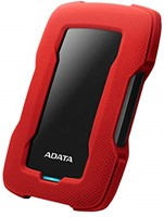 4TB Portable Hard Disk, USB 3.1, ADATA HD330, Red-2