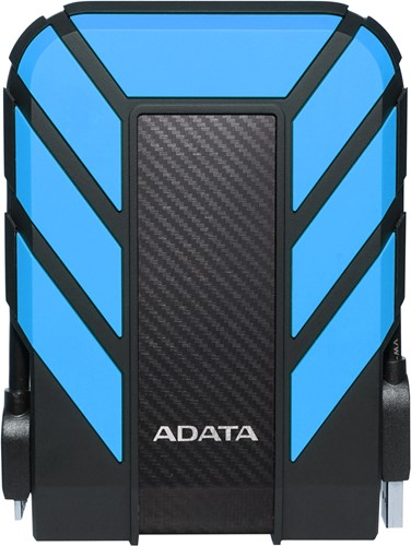 2TB External Hard Disk, USB 3.1, ADATA HD710 PRO, Blue