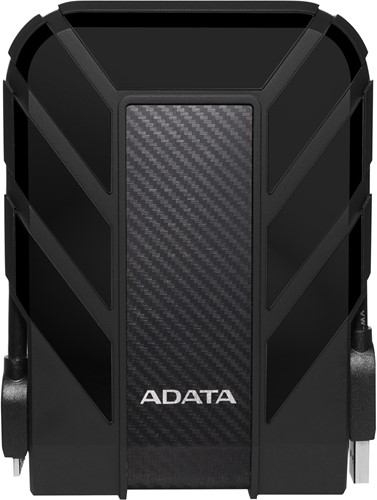 2TB External Hard Disk, USB 3.1, ADATA HD710 PRO, BLACK