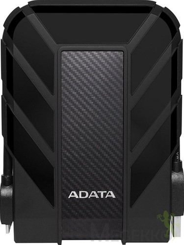 1TB External Hard Disk, USB 3.1, ADATA HD710 PRO, Black