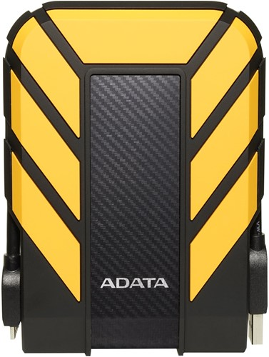 1TB External Hard Disk, USB 3.1, ADATA HD710 PRO, Yellow