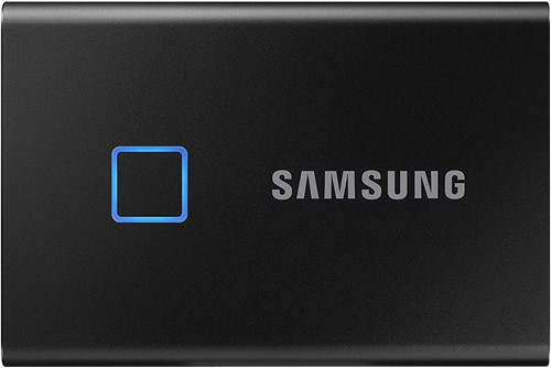 Samsung T7 Touch Disco Duro Externo SSD 2TB USB 3.2