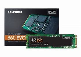 Samsung SSD 860 EVO 250GB M.2 Internal SATA SSD
