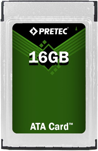 16GB Tiger Solution (plastic housing)