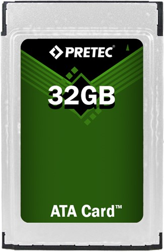 32GB Tiger Solution (plastic housing)