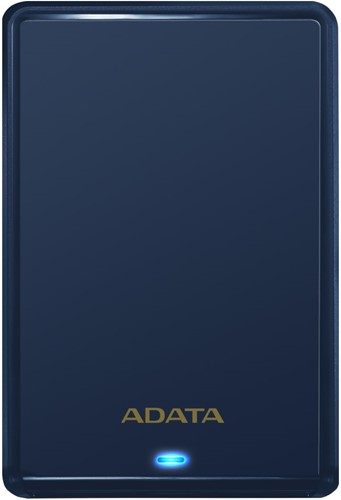 2TB Portable Hard Disk, USB 3.0, ADATA DashDrive, Blue