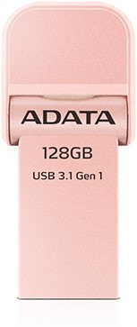64GB i-Memory disk Lightning/USB3.1 for iPhone, iPod, Red