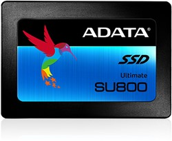"256GB SSD 2.5"" ADATA ULTIMATE SU800 3D NAND Flash"