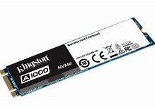 240GB Kingston SSDNOW A1000 M.2 2280 NVMe