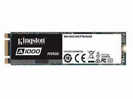 960GB Kingston SSDNOW A1000 M.2 2280 NVMe