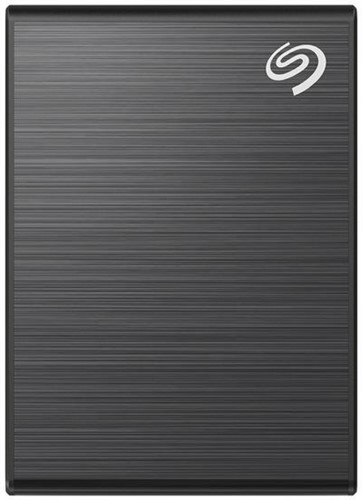 Seagate One Touch STKG500400 500 GB Black external SSD