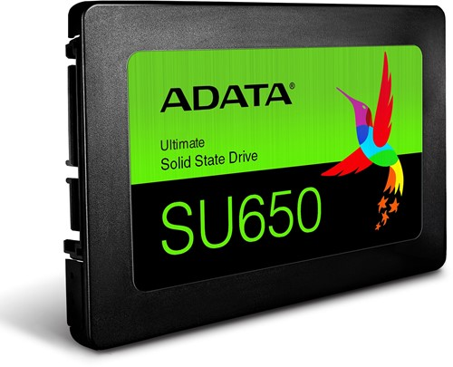 "480GB SSD 2.5"" ADATA ULTIMATE SU650 3D NAND Flash-2"