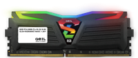16GB (8GB*2) GEIL Super Luce RGB Sync Series DDR4 PC4-25600 3200MHz, CL16 Dual Channel, Black