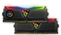 16GB (8GB*2) GEIL Super Luce RGB Sync Series DDR4 PC4-25600 3200MHz, CL16 Dual Channel, Black-3