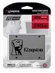 240GB Kingston SSDNOW UV500 SATA 3, 2.5""