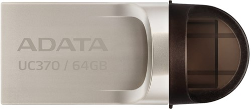64GB USB-C & USB 3.1 in one OTG Drive, UC370