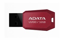 32GB USB Pendrive, UV100, USB 2.0, Red
