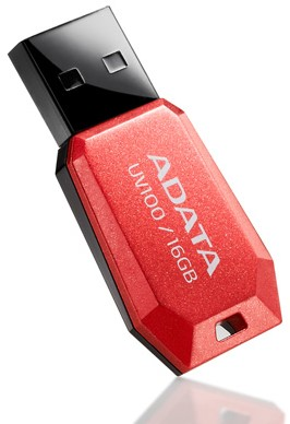 32GB USB Pendrive, UV100, USB 2.0, Red-2