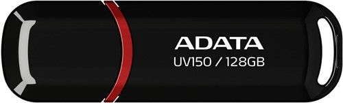 64GB USB 3.2 Flash Disk Drive, ADATA UV150, Black