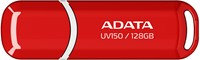 64GB USB 3.0 Flash Disk Drive, ADATA UV150, RED