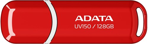 64GB USB 3.2 Flash Disk Drive, ADATA UV150, RED